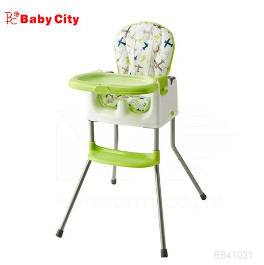 【娃娃城BabyCity】三用兒童餐椅