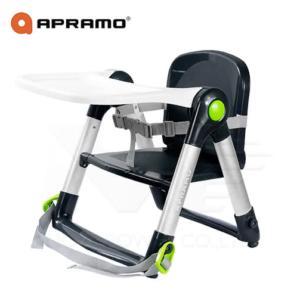 英國《Apramo Flippa》可攜式兩用兒童餐椅