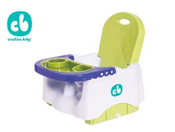 Creative Baby攜帶式輔助小餐椅