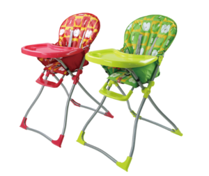 美國baby trend Sit-Right 可調式兒童專用高腳椅